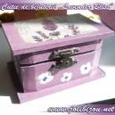 """Cutie de bijuterii """"Lavender Bliss"""""""