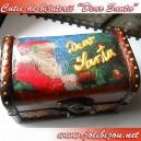 """Caseta de bijuterii """"Dear Santa"""""""